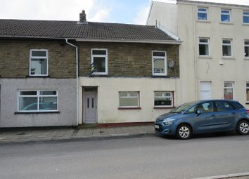 Thumbnail 4 bed terraced house for sale in Commercial Street, New Tredegar