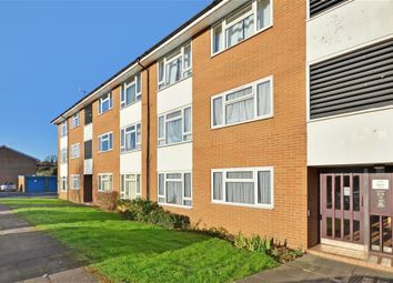Thumbnail 2 bed flat for sale in Denton Close, Redhill, Surrey