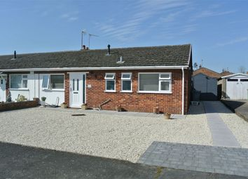 Thumbnail 2 bed semi-detached bungalow for sale in Millfield Road, Morton, Bourne, Lincolnshire