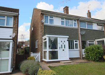 Thumbnail 3 bed semi-detached house for sale in The Rundels, Thundersley