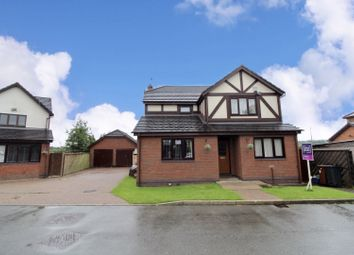 4 bed detached house for sale in Rosslyn Close, Hawarden CH5