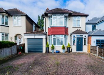 Thumbnail 4 bed detached house for sale in Green Lane, London