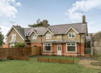 Thumbnail 2 bed semi-detached house to rent in Burrough Hall Farm Cottage, Somerby Road, Melton Mowbray