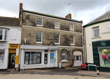 Thumbnail 2 bed flat for sale in Estate House, West Street, Axminster, Devon