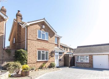 Thumbnail 4 bed detached house for sale in Ellicks Close, Bradley Stoke, Bristol