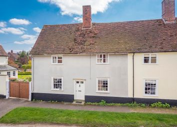 Thumbnail 4 bed semi-detached house for sale in Rowley Almshouses, Church Street, Stoke By Nayland, Colchester