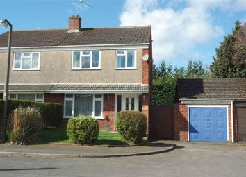Thumbnail 3 bed semi-detached house for sale in Sodens Avenue, Ryton On Dunsmore, Coventry