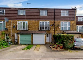 Thumbnail 4 bedroom town house for sale in Closemead Close, Northwood