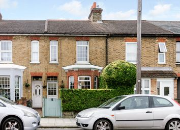 Thumbnail 3 bed terraced house for sale in Marlborough Road, Romford, Essex