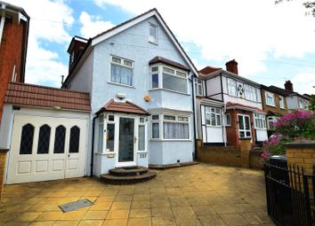 Thumbnail 4 bed link-detached house for sale in Ingram Road, Thornton Heath
