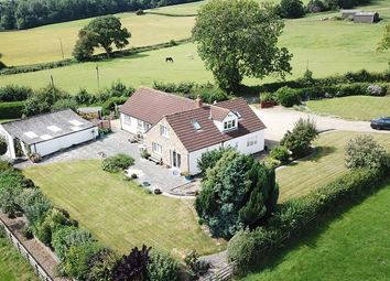 Thumbnail 4 bed detached house for sale in High Woolaston, Woolaston, Lydney, Gloucestershire.