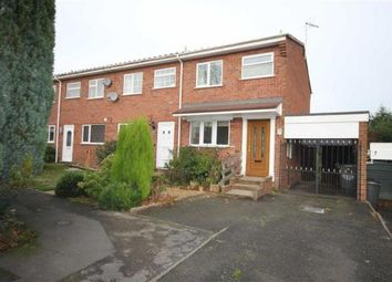 Thumbnail 2 bed town house to rent in Padstow Way, Stoke-On-Trent
