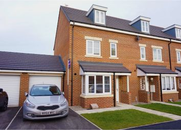 Thumbnail 4 bed end terrace house for sale in Mulberry Wynd, Stockton-On-Tees