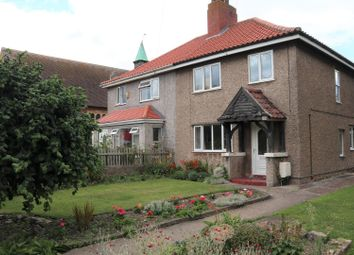 Thumbnail 3 bed semi-detached house for sale in High Street, Sturton By Stow, Lincoln