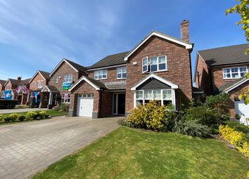 Thumbnail 6 bed detached house for sale in Orangeleaf Way, Barton-Upon-Humber