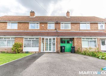 Thumbnail 4 bed terraced house for sale in Naunton Close, Selly Oak