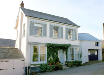 Thumbnail 4 bed detached house for sale in South Street, Winkleigh