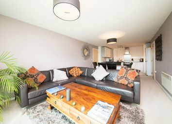 Thumbnail 2 bed flat for sale in Admiral House, 19 St George Wharf, London