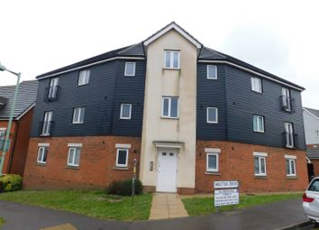 Thumbnail 2 bed flat for sale in Phoenix Way, Stowmarket