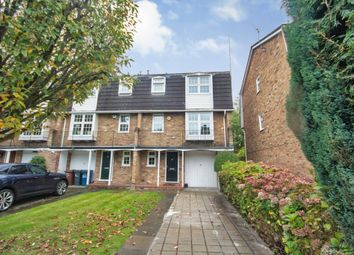 Thumbnail 3 bed end terrace house for sale in Westbury Lodge Close, Pinner, Middlesex