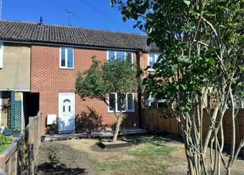 Thumbnail 3 bed terraced house for sale in Barnards Way, Brigstock, Kettering, Northamptonshire