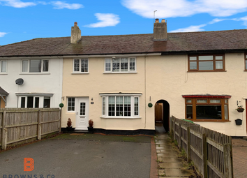 Thumbnail 3 bed terraced house for sale in Brian Avenue, Wirral