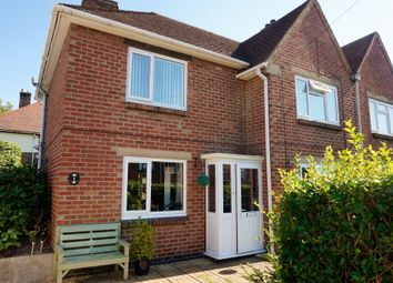 Thumbnail 3 bed semi-detached house to rent in Abbey Drive, Ashby De La Zouch. Leicester.