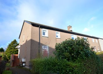 Thumbnail 3 bed flat for sale in Livingstone Street, Clydebank