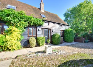Thumbnail 4 bed barn conversion to rent in Park Lane, Harefield, Middlesex
