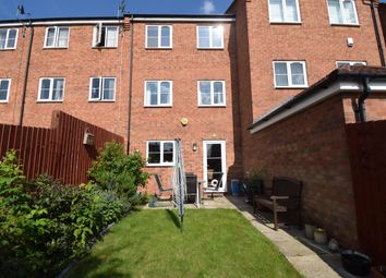 Thumbnail 4 bed terraced house for sale in Harleston Close, Off Nursery Road, Leicester