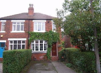 Thumbnail 2 bed semi-detached house to rent in Beeston Grove, Davenport, Stockport, Cheshire