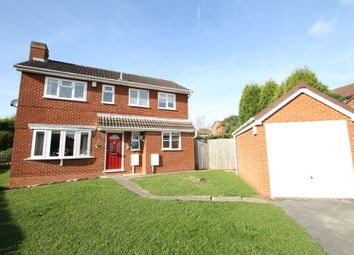 Thumbnail 4 bed detached house for sale in Marrick, Wilnecote, Tamworth