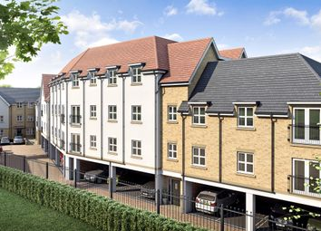 Thumbnail 2 bed flat for sale in Regent's Court, South Street, Bishop's Stortford, Hertfordshire