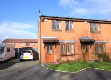 2 bed terraced house for sale in Dunlin Close, Leegomery, Telford TF1