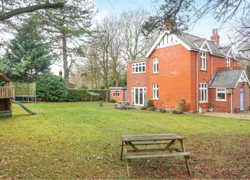 Thumbnail 4 bed detached house for sale in Horncastle Road, Woodhall Spa