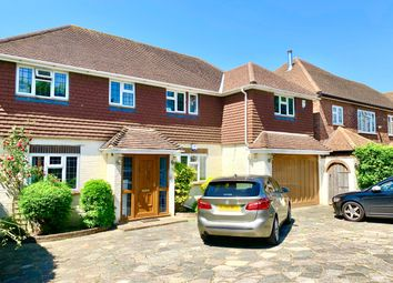 Thumbnail 4 bed detached house to rent in Onslow Avenue, Cheam
