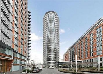 Thumbnail 1 bed flat to rent in Ontario Tower, 4 Fairmont Avenue, Canary Wharf, London