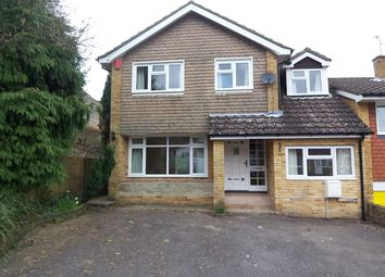Thumbnail 4 bed detached house to rent in Alpine Close, West End, Southampton