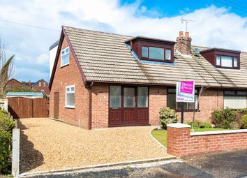 Thumbnail 4 bed semi-detached house to rent in Hinds Head Avenue, Wrightington, Wigan
