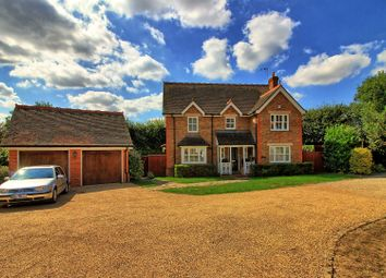 Thumbnail 5 bed detached house for sale in St. Francis Close, Buntingford