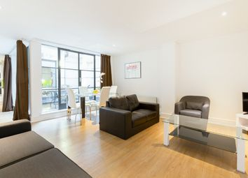 Thumbnail 1 bed flat to rent in Printers Inn Ct, London