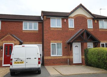 Thumbnail 2 bed terraced house to rent in Fontwell Road, Branston, Burton-On-Trent