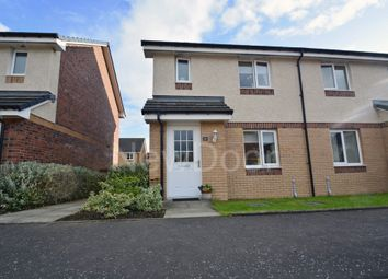 Thumbnail 3 bed terraced house for sale in Gatehead Drive, Bishopton