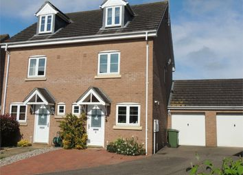 Thumbnail 3 bed semi-detached house for sale in Constable Place, Downham Market
