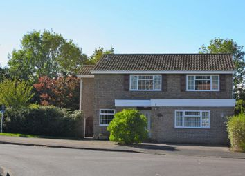 Thumbnail 4 bedroom detached house for sale in Crofton Way, Swanmore, Southampton