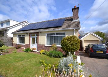 Thumbnail 4 bedroom detached bungalow for sale in Romilly Crescent, Hakin, Milford Haven