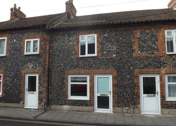 Thumbnail 2 bed property to rent in Earls Street, Thetford, Norfolk