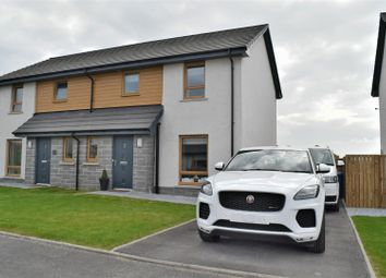 Thumbnail Semi-detached house for sale in Typhoon Road, Lossiemouth