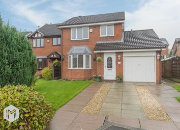 Thumbnail 3 bedroom detached house for sale in Cringle Close, Bolton