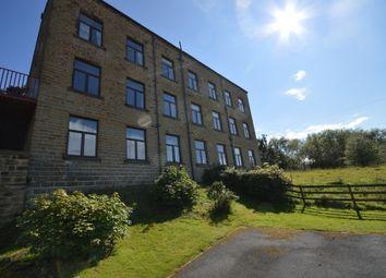 Thumbnail 2 bed flat for sale in Linfit Lane, Kirkburton, Huddersfield